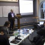 В Минске проходила консультация исследовательских программ и проектов в сфере богословского образования и миссии в странах Восточной Европы