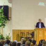 В Краснодаре проходила молодежная конференция о надежде на Христа для перемен в обществе