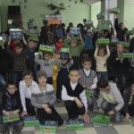 «Подари надежду» и служение беженцам в Бердянске