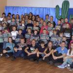 Студенты «Школы без стен» Молочанска, организовали зимний лагерь «Подарок на Рождество»