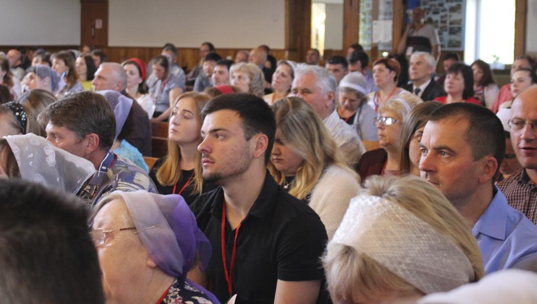 СЕМЬЯ КАК МИССИЯ на ІІ-ом международном конгрессе «Сердце для сирот» в Беларуси