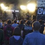 В Мирнограде, студенты «Школы без стен» организовали концерт христианской группы «BRAINWASHED»