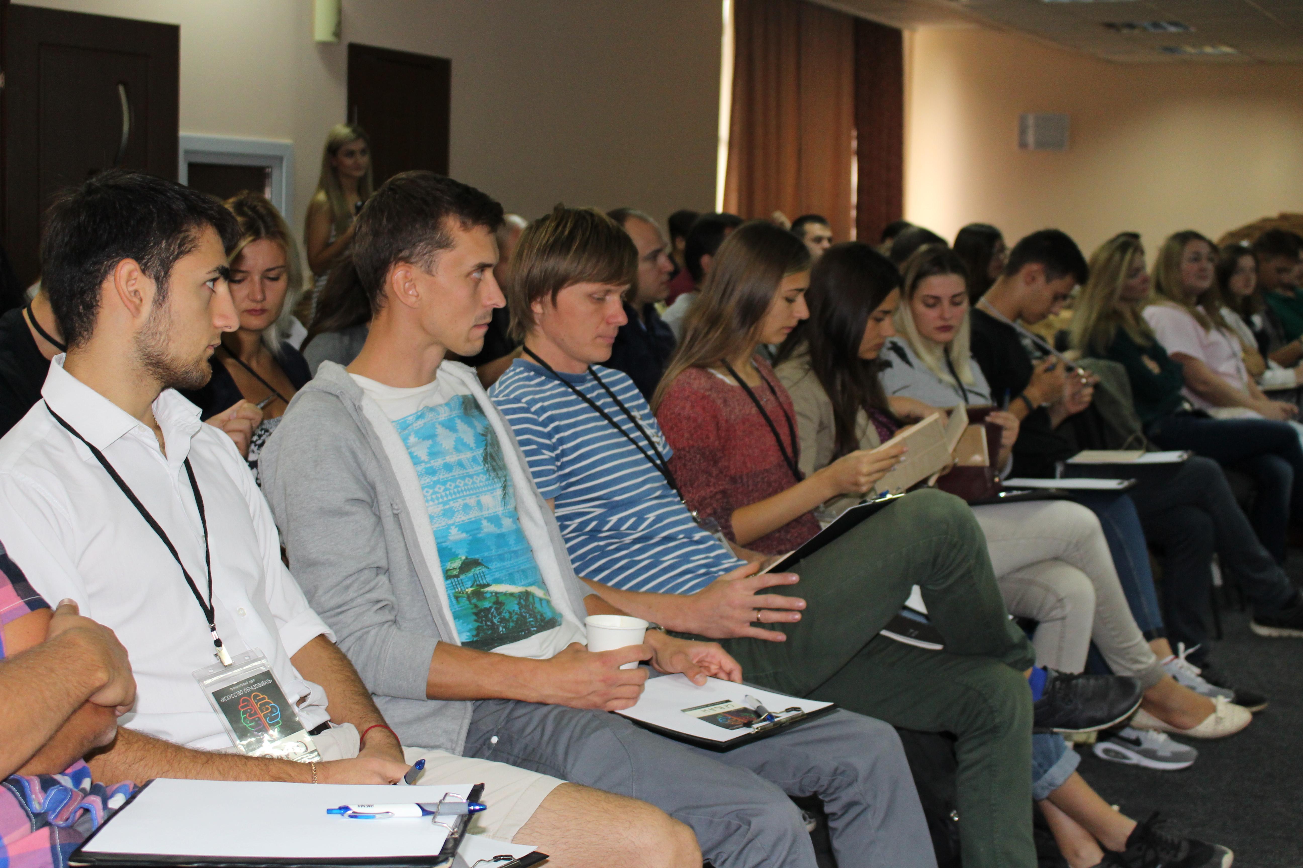 В Молдове прошел тренинг об эффективном обучении молодежи