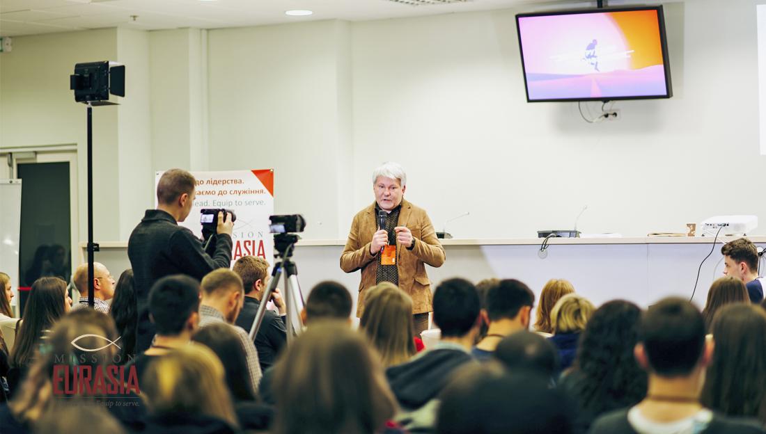 ЖИВИЙ РУХ — платформа развития молодых лидеров