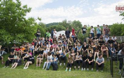 Акция «Время жить» — последний аккорд в служении молодежных клубов на территории школ Кишинева