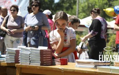 Фестиваль Семьи в Запорожье: ценности семьи закрепляются благодаря Божьему Слову