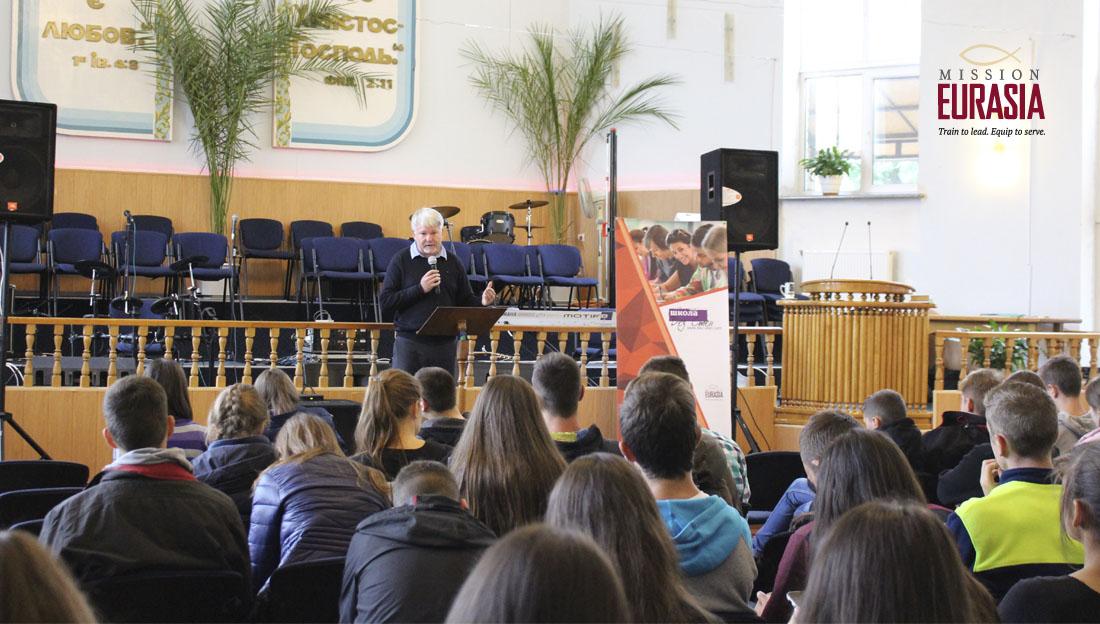 Призвание и вера в фокусе внимания молодых лидеров