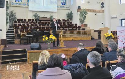 Украина без сирот, мечта или реальность? Об этом говорили на конференции в Киеве, 10 ноября