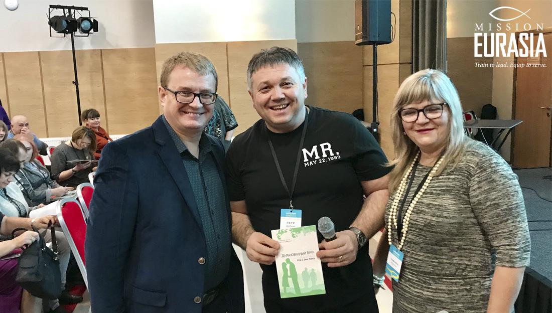 Восстановлены золотом! О том, как получить новые силы для служения, говорили на конференции для усыновителей в Киеве
