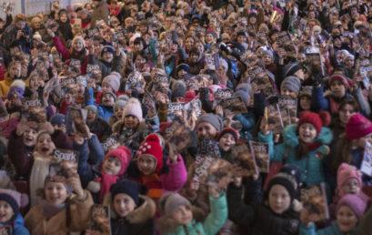 Миссионерская поездка ShareWord Global Canadaи проект Подари Надежду в Молдове