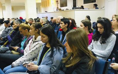 Сила семьи: в Тбилиси на выходных впервые говорили о семье как миссии