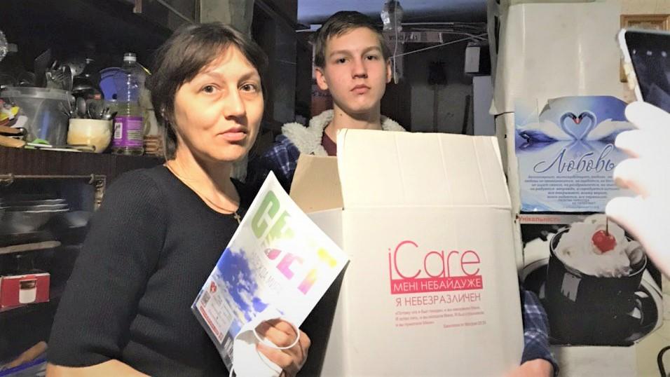 Служение «Доброе сердце» — своевременное начинание студентов ШБС во время пандемии