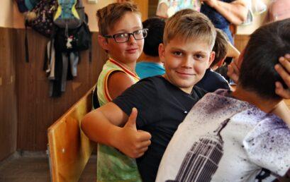 Лето подходит к концу, а служение библейских лагерей приносит позитивные результаты