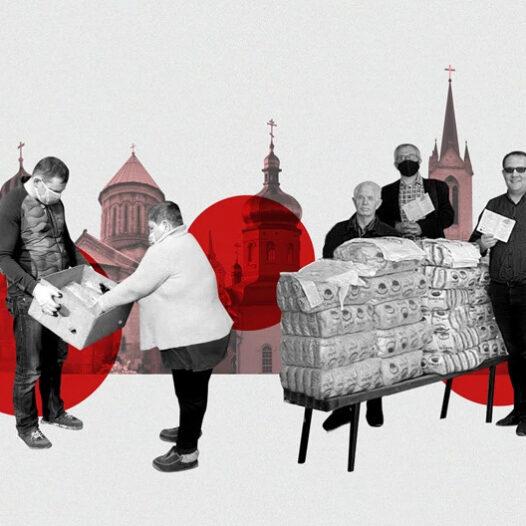 Пять уроков о служении евангельских церквей Евразии во время пандемии